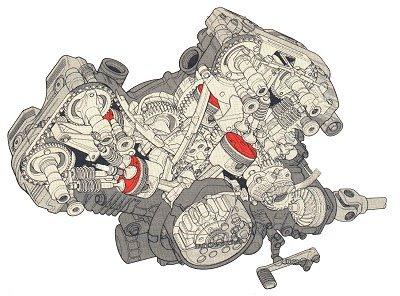 Redpage on Honda 90 Carburetor Adjustment
