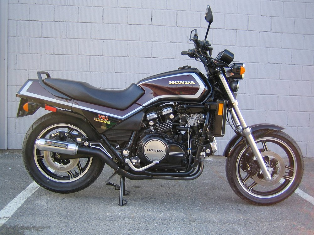1984 honda shadow 750 manual